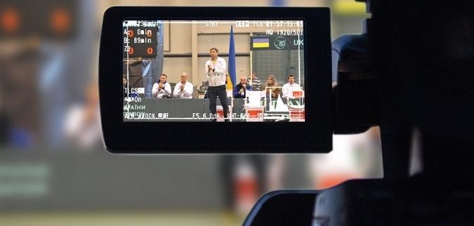 Пряма трансляція (день третій)!<br>Кубок Девіса Україна – Бельгія.